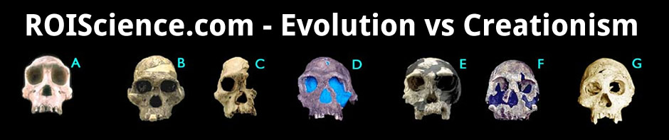 evolution and the facts of science Lines of evidence: the science of evolution at the heart of evolutionary theory is the basic idea that life has existed for billions of years and has changed over time.